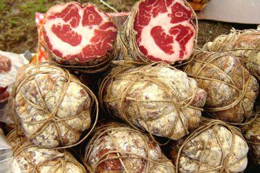 capocollo cold cuts pork salami marni salumi basilicata lucanian