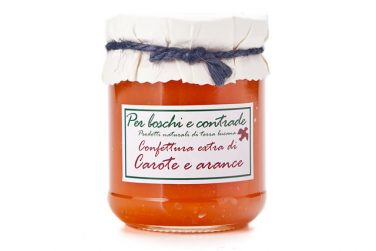 carrots and oranges jam carrots and orange marmalade boschi e contrade italian jam italian marmalade basilicata lucanian