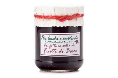 berries jam berries marmalade boschi e contrade italian jam italian marmalade basilicata lucanian
