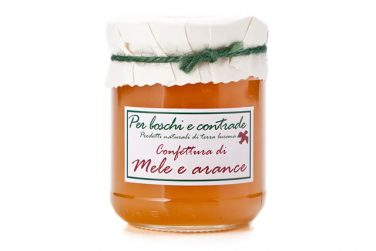 apple and orange jam apple and orange marmalade boschi e contrade italian jam italian marmalade basilicata lucanian