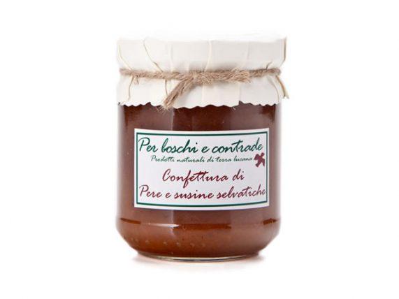 pears and plums jam pears and plums marmalade boschi e contrade italian jam italian marmalade basilicata lucanian