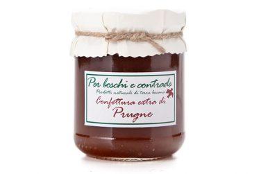 prunes jam prunes marmalade boschi e contrade italian jam italian marmalade basilicata lucanian