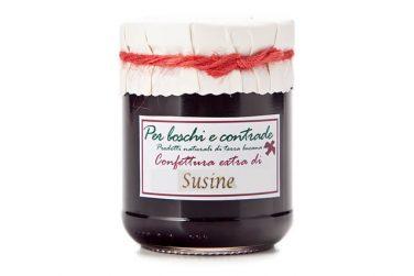 confettura extra di susine marmellata di susine boschi e contrade confettura italiana marmellata italiana basilicata lucania