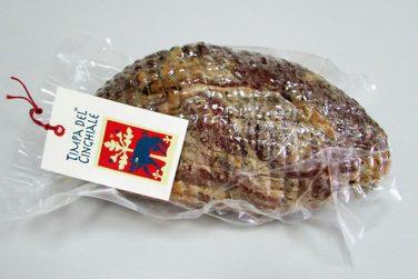 fiocco di prosciutto salumi maiale timpa del cinghiale basilicata, lucania