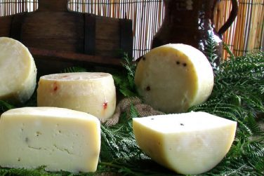 truffle cow cheese cheese cow cheese caggiano farm basilicata lucanian