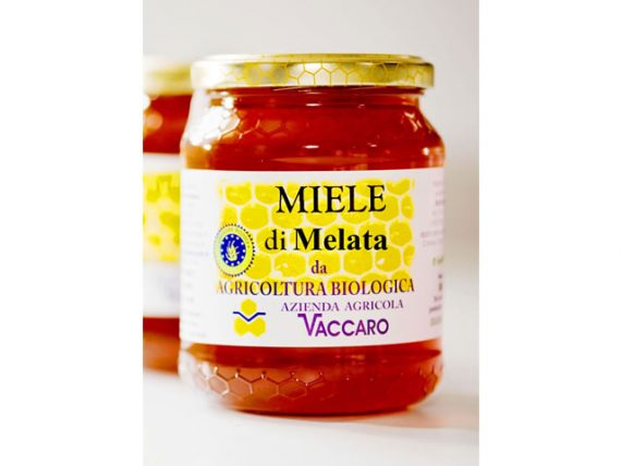 miele bio di melata miele biologico miele bio melata azienda agricola vaccaro basilicata lucania