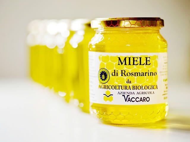 Miele Bio di Rosmarino 250 g